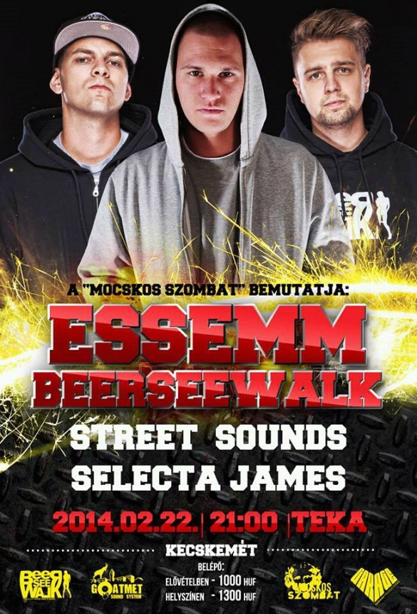 ESSEM - BeerSeeWalk - Selecta James